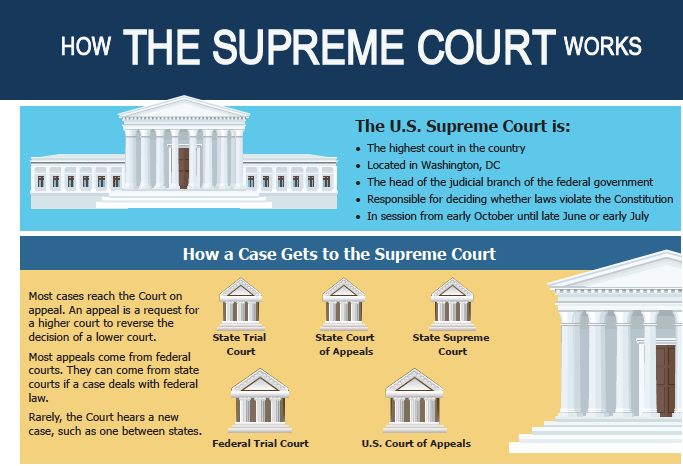 New Federal Court Decision Should Be >> How The Supreme Court Works Rooster Today